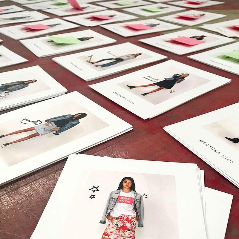 Decjuba - Style Cards Printing