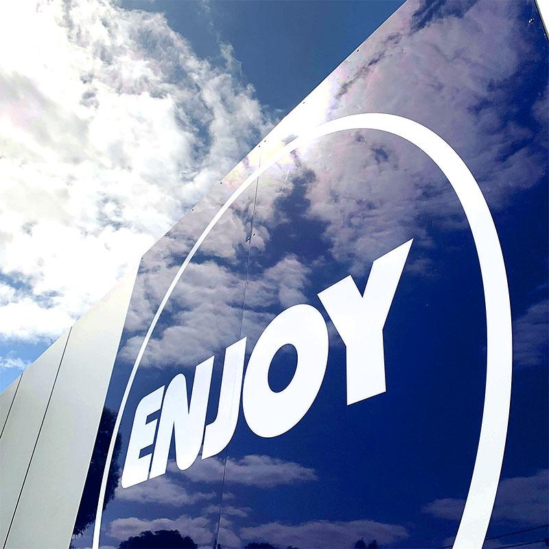 Enjoy Church - Outdoor Sign