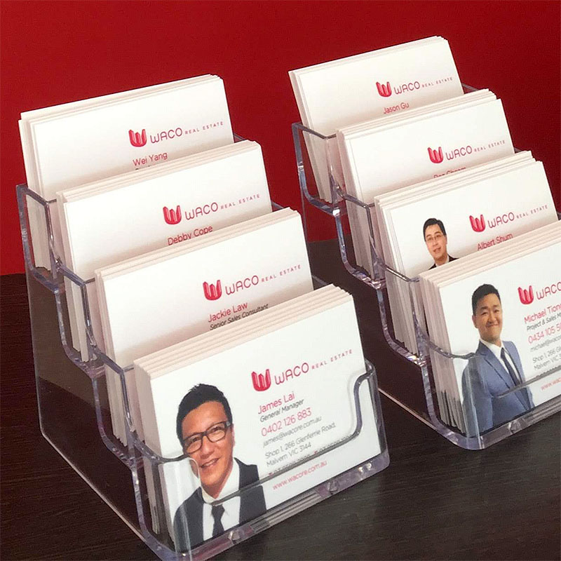 Business Cards - Waco Real Estate