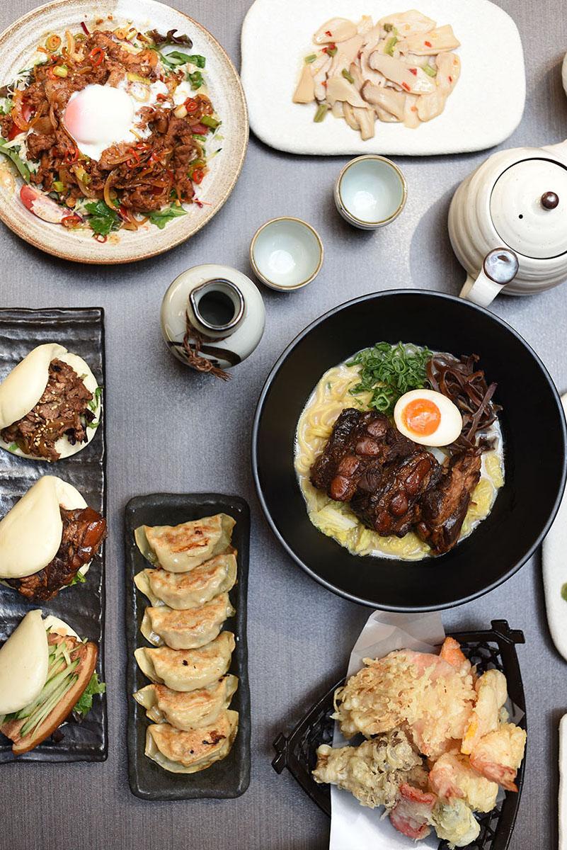 Fukutontei Ramen - Food Photography