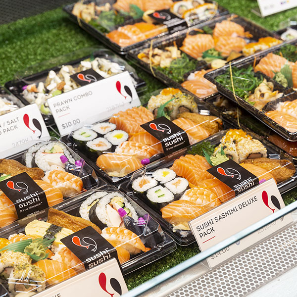 Sushi Sushi - Fridge Stickers & Displays