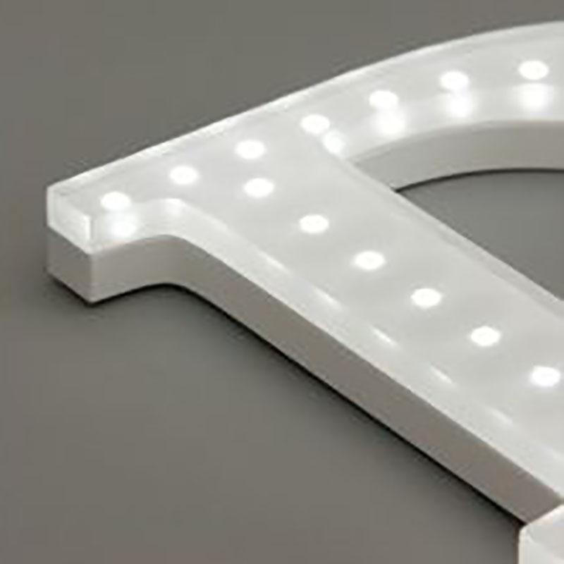 3D Bulb LED