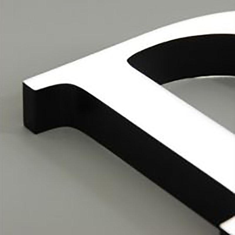 3D LED Resin Letter