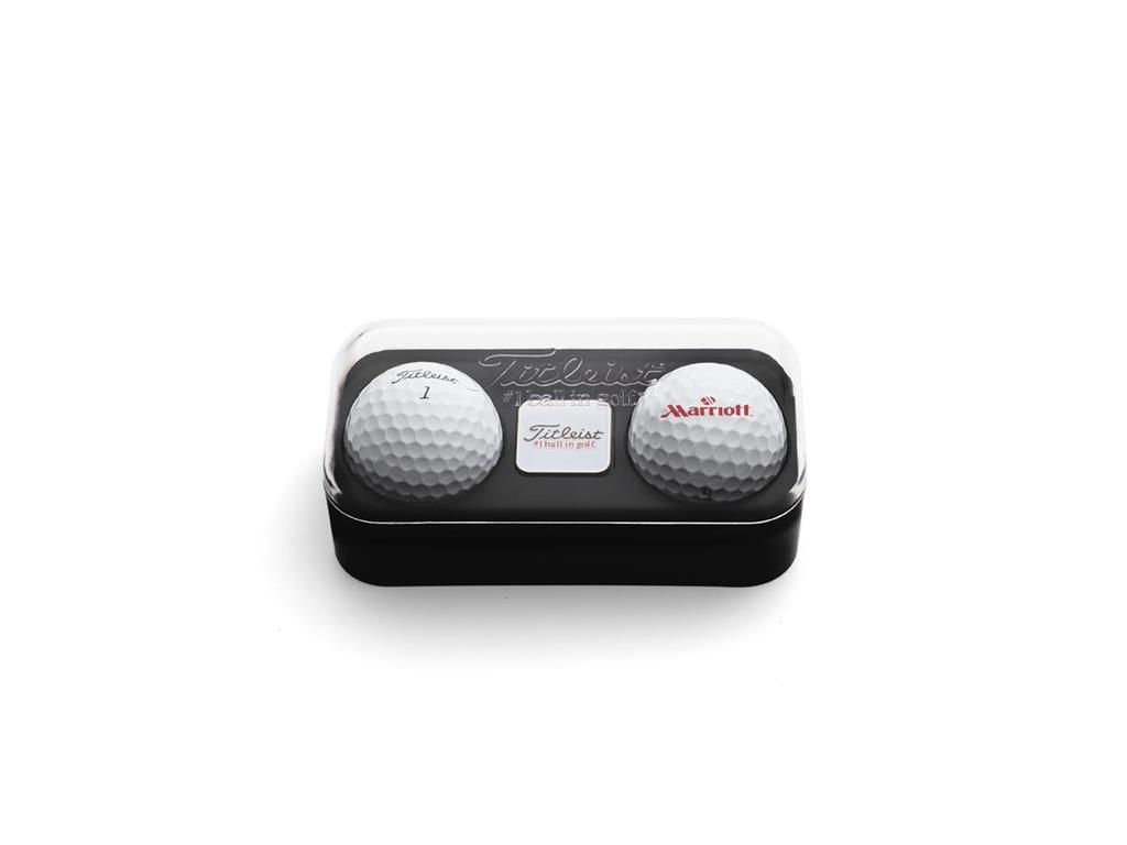 Golf Balls with Case