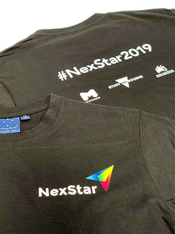 Tee Shirts Screenprinting - NexStar
