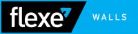Flexe Walls Logo - Light