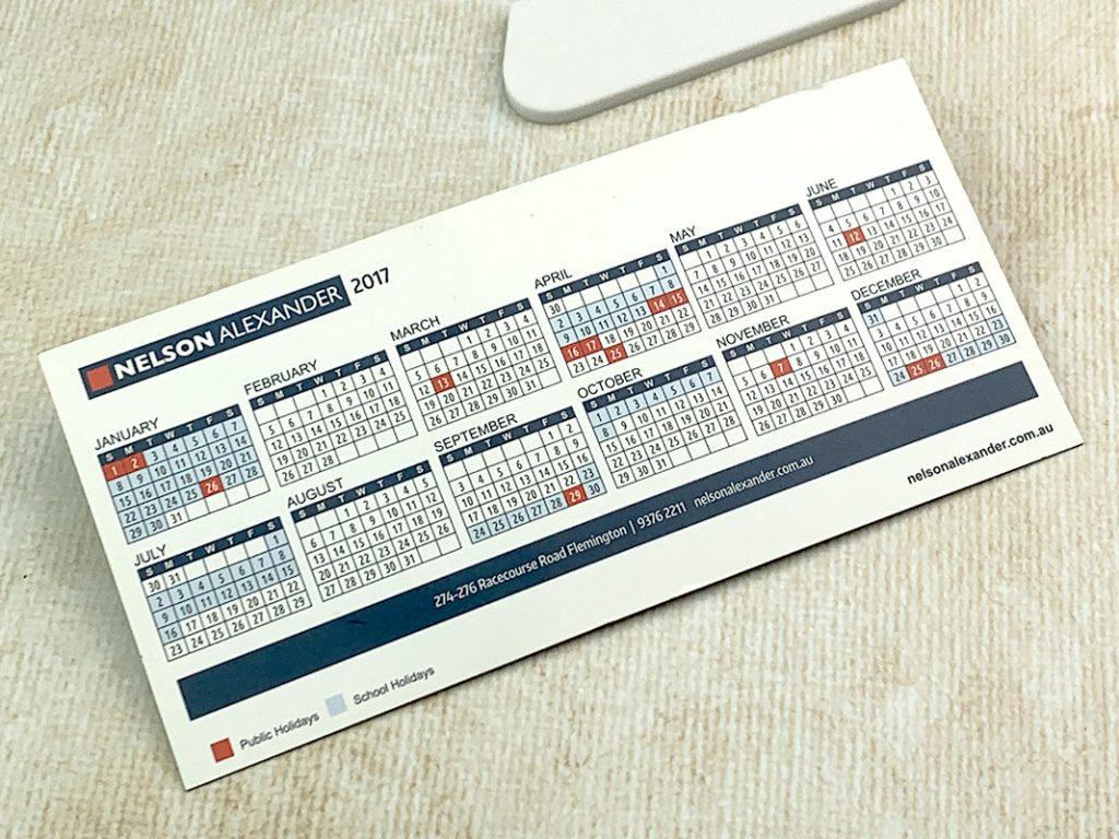 Magnets - DL Calendar