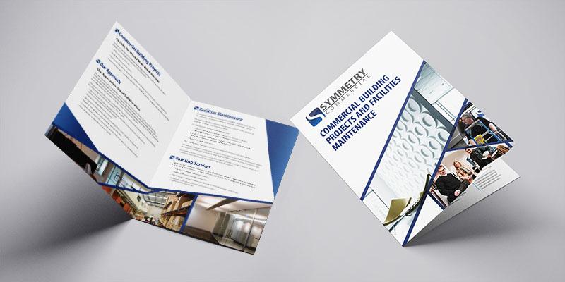 A4 Brochure - Symmetry