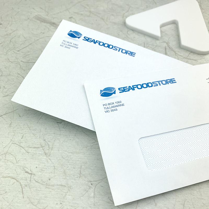 Envelopes - DL Plainface & Window