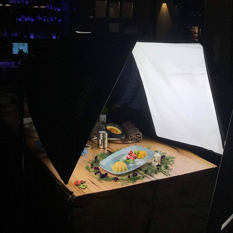 Menu Design - Food Photography