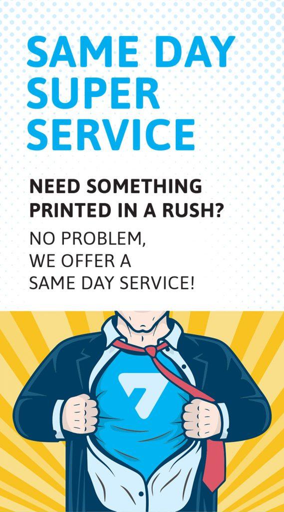 Flexe Same Day Super Service