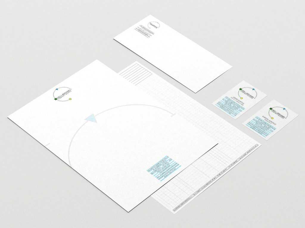 Full Stationery Printing with Letterheads, DL With Compliments Slips & Business Cards