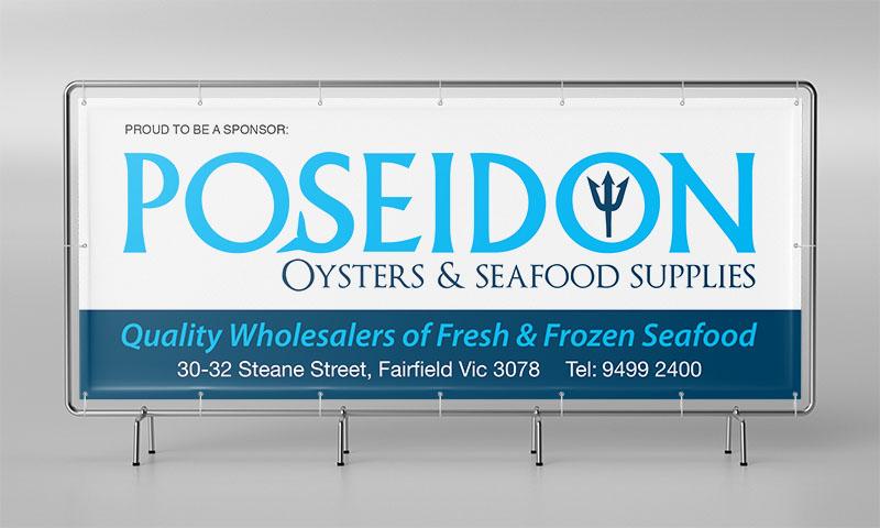 Banner - Poseidon