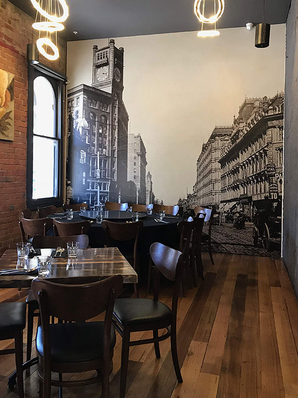Wall Graphics - The Clarendon