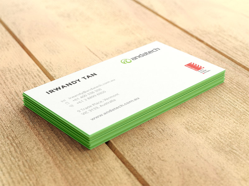 Business Cards - Andatech