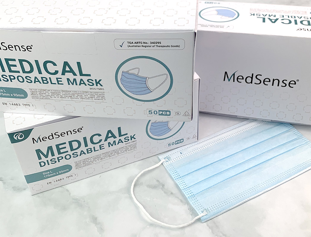 Andatech - Face Masks Packaging Boxes