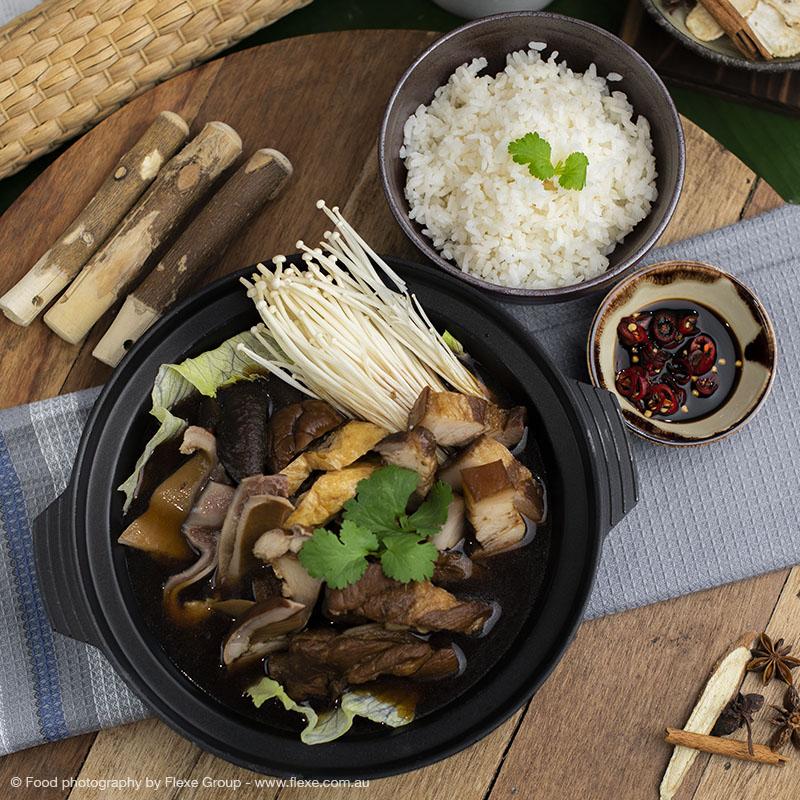 Atas Dining - Food Photography by Flexe Group - Bak Kut Teh