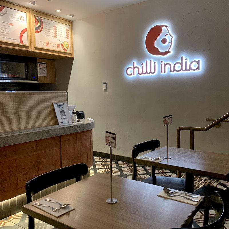 Chilli India - Cover Image