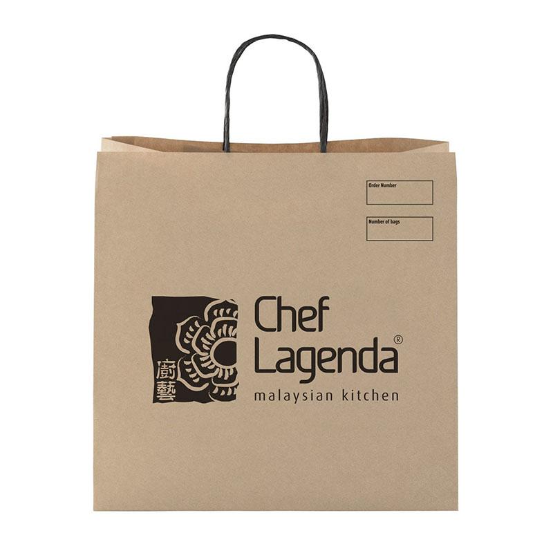 Paper Bags - Chef Lagenda