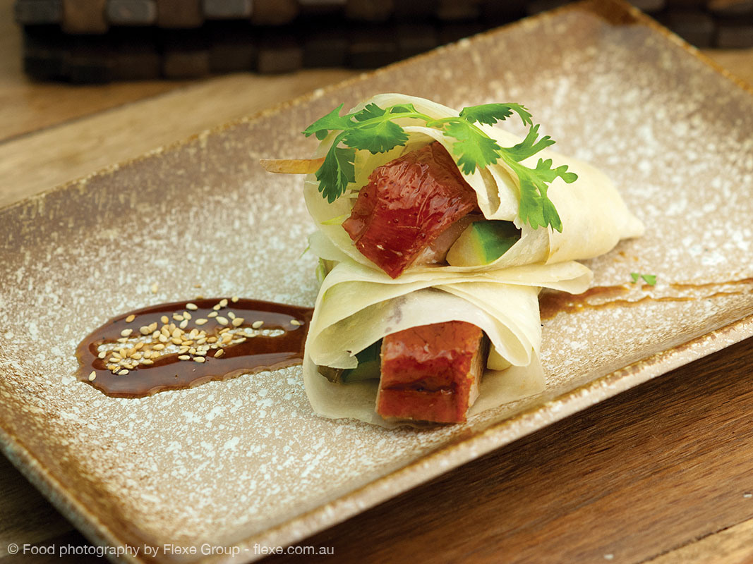 Chef Lagenda - Food Photography by Flexe Group - Peking Duck