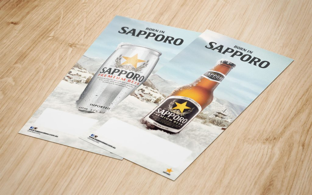 Sapporo - DL Cards