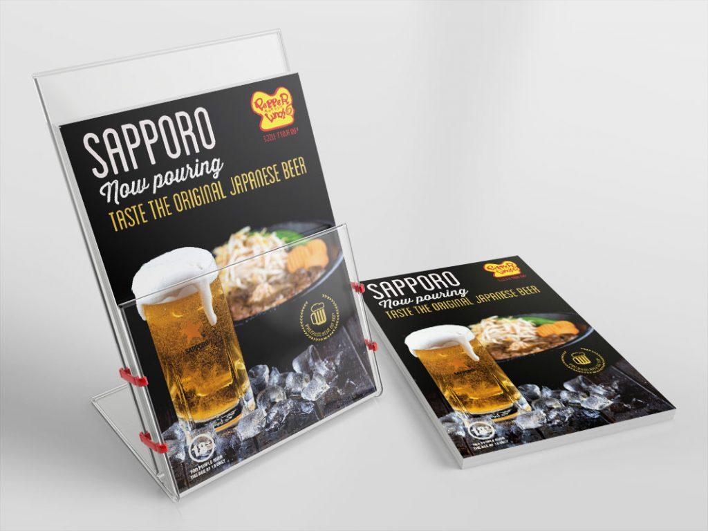 Sapporo - Flyers