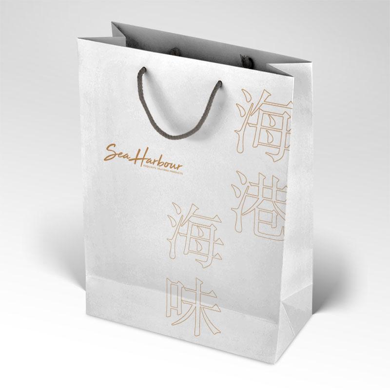 Paper Bags - Sea Harbour