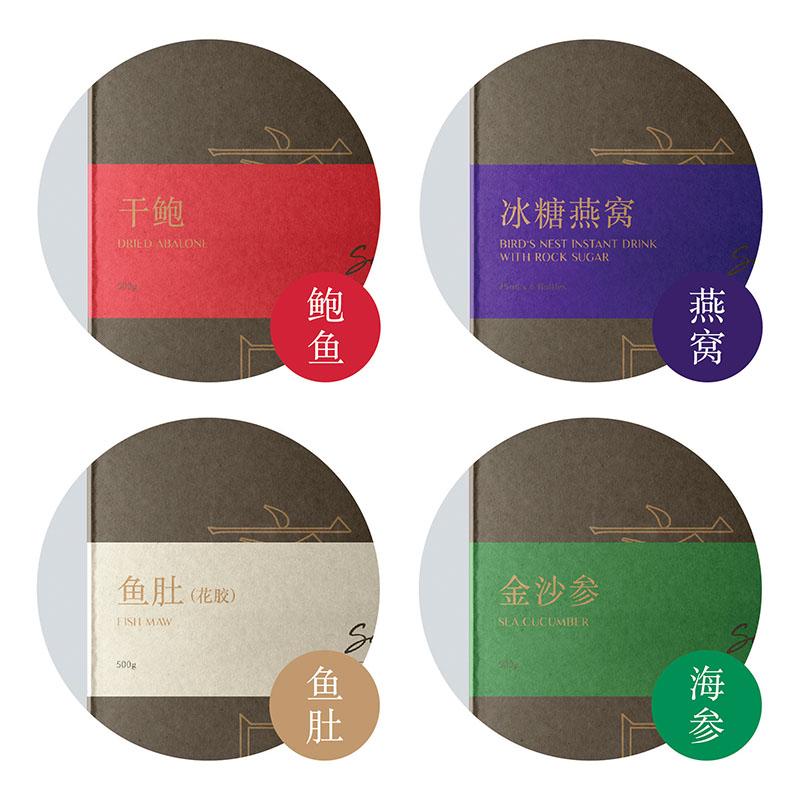 Sea Harbour - Product Colour Codes