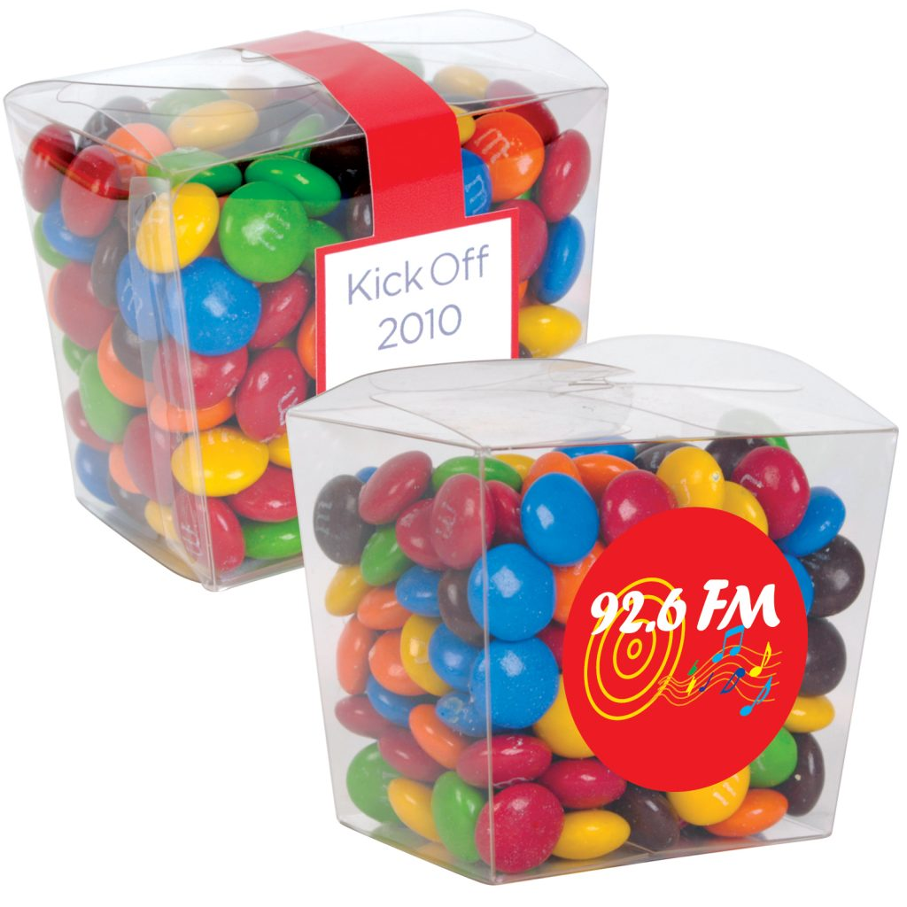 Confectionery in PVC Box