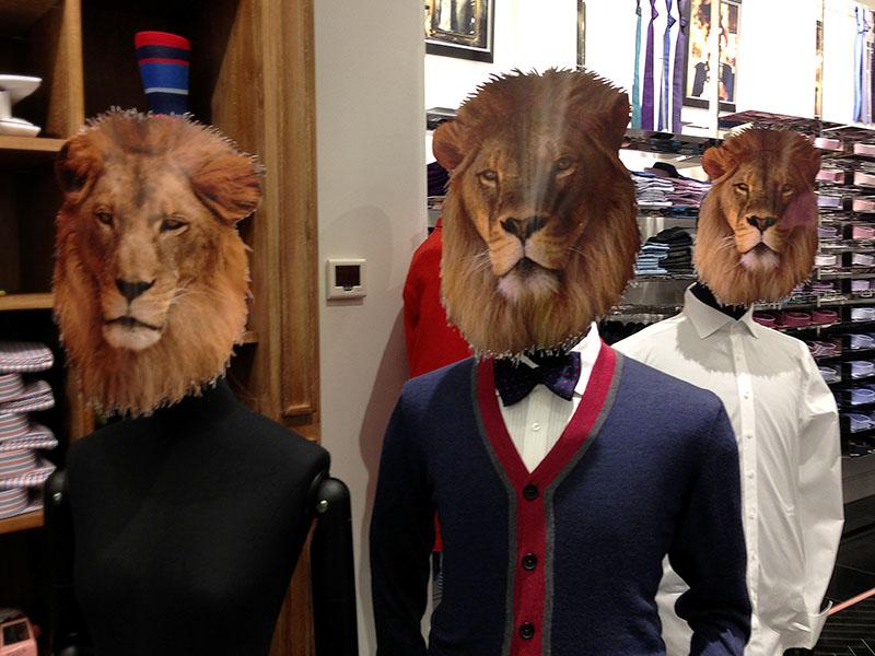 Thomas Pink - Print Face Masks