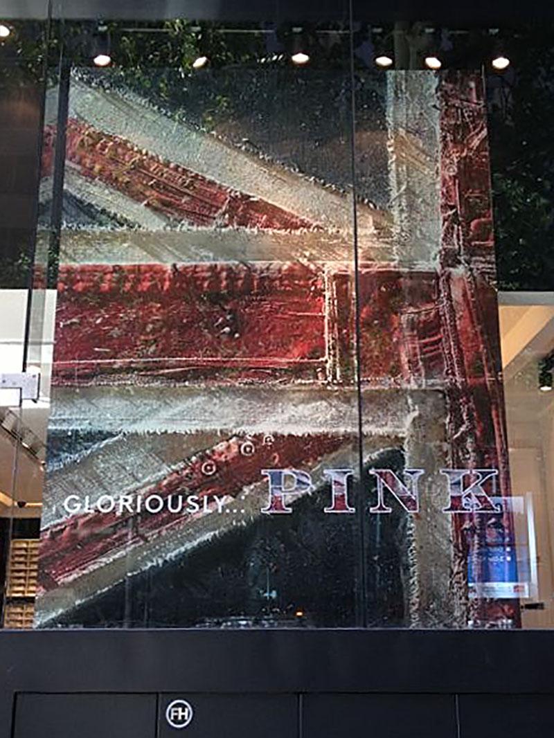 Thomas Pink - Window Banner (UK)