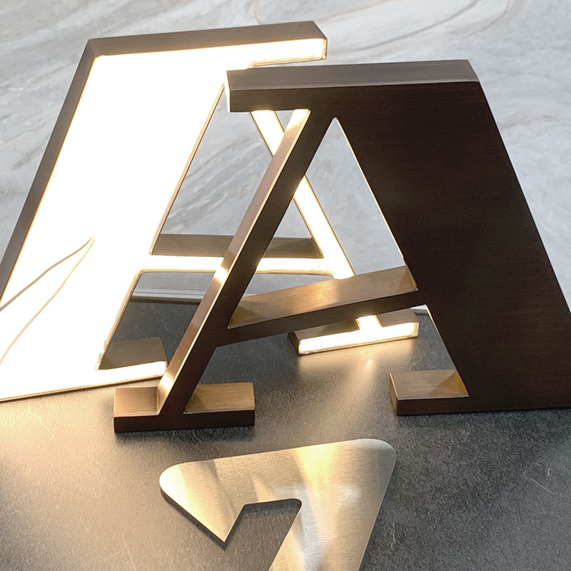 Types of 3D LED Signs